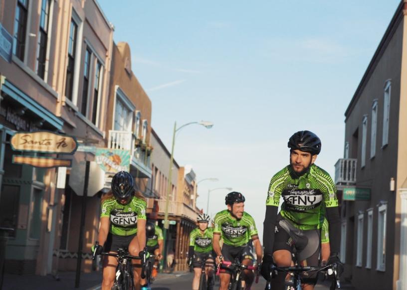 cycling gran fondo gfny