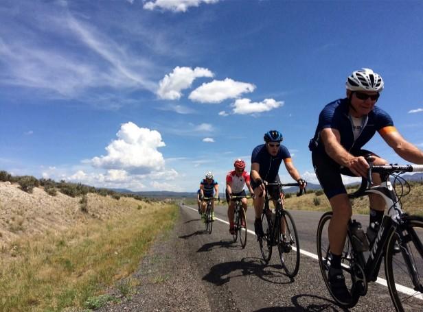 cycling gran fondo tour of utah