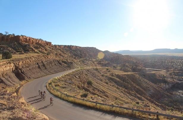 velo ride tour gila gfny enchanted circle century