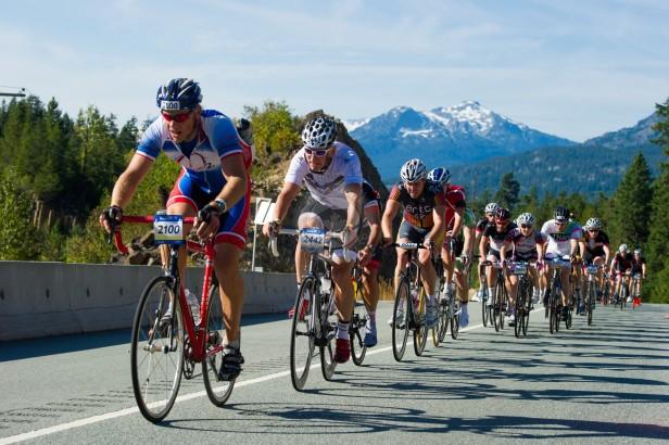 cycling gran fondo canada pro velo