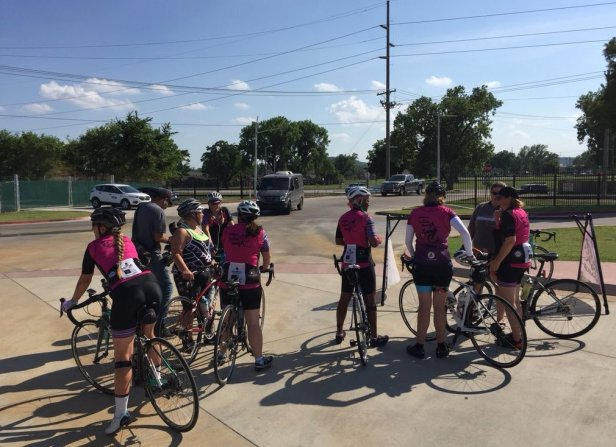 cycling gran fondo tulsa tough